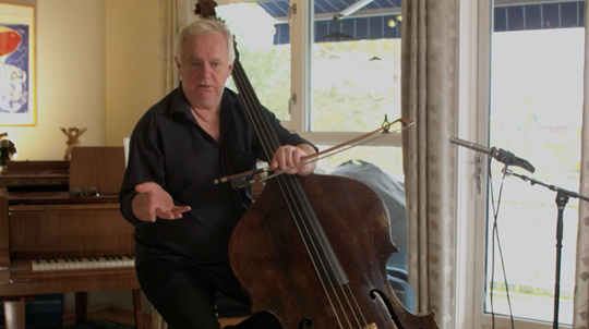 Dan Styffe: Double Bass Tips for the Right Hand