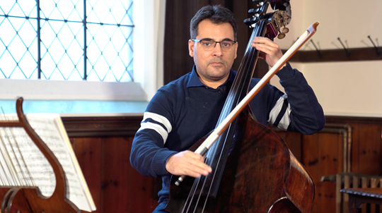 Ep.1: An Introduction to Tango - Double Bass Lesson with Gerardo Scaglione
