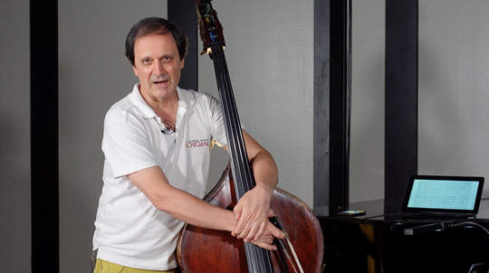 Bottesini — Double Bass Concerto No. 2: Tutorial with Giuseppe Ettorre, Double Bass. Part 1 of 15 (Mov. 1)