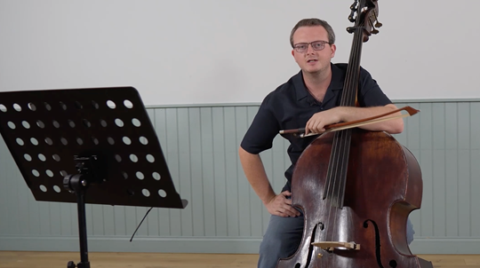 Humperdinck — Hansel and Gretel: Tutorial with Edward Francis-Smith, Double Bass